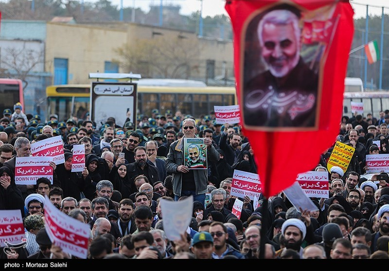 Millions Rally Across Iran to Call for Revenge