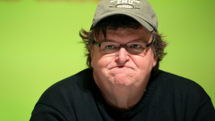 Michael Moore asks Americans not to believe Trump's lies about Iran