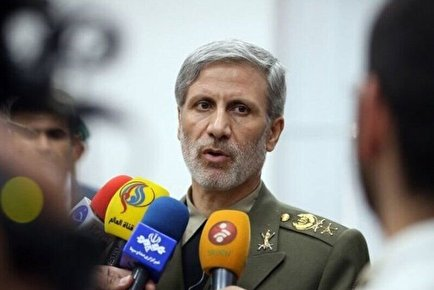 Iran's defense chief vows 'proportional response' to any U.S. action
