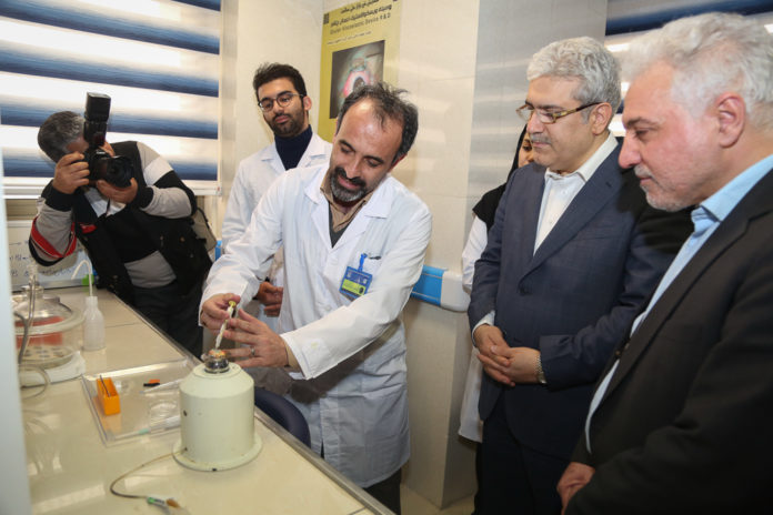 Iran Opens Comprehensive Stem Cell Research Centre