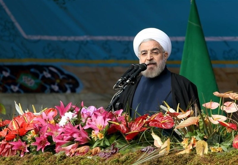 Iran's High Military Power Protecting Peace: President