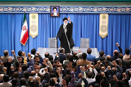The Iranian nation's strong endurance in the face of this US monster amazes the world