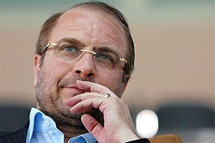 Qalibaf on top in the 30-candidate principlist list in Tehran