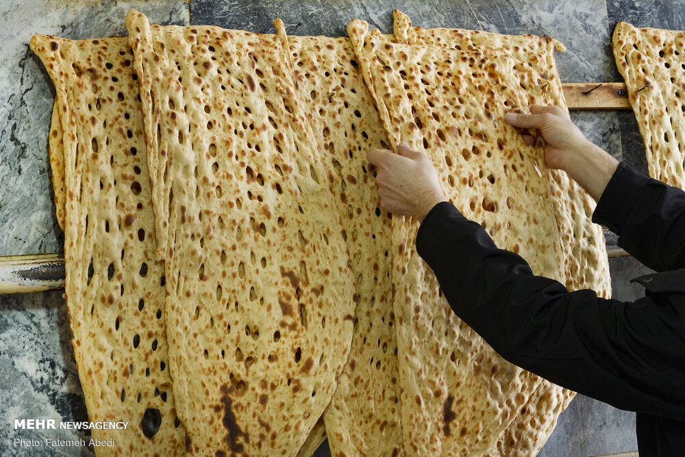 Sangak: Traditional, Nutritious Bread of Iran
