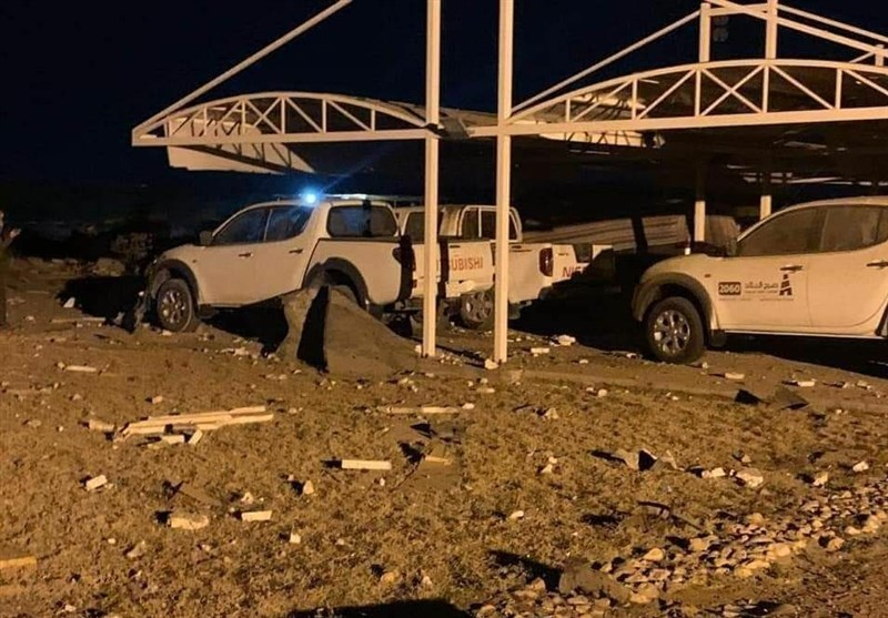 Unfinished Iraqi Airport Comes under US Air Attack in Karbala (+Photos)
