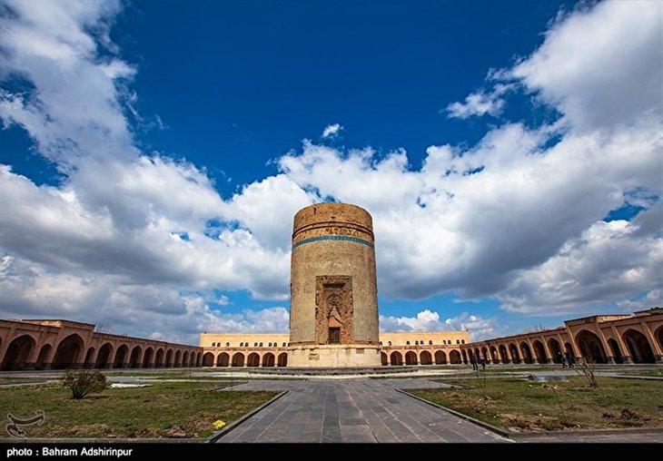 Sheikh Heydar Tomb in Meshgin Shahr: A Tourist Attraction of Iran