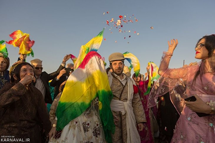 Qashqai Wedding; Unique Ceremony of Iranian Nomadic People