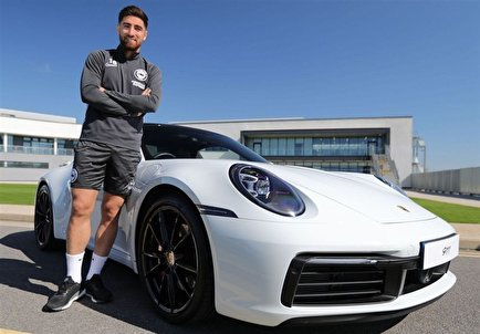 Iran's Jahanbakhsh among Brighton's Most Valuable Players