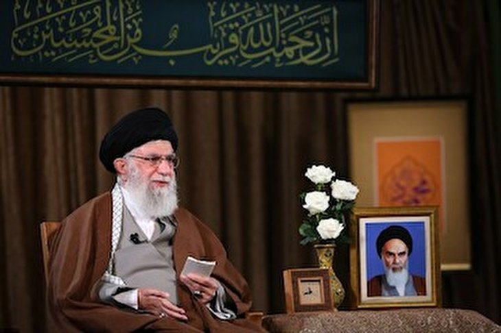 Imam Khamenei's reaction to the American officials' suggestion to help Iran against the Coronavirus