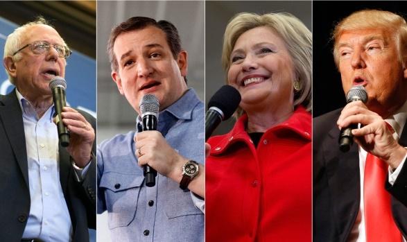 انتخابات ریاست جمهوری 2016 آمریکا بعد از سه شنبه بزرگ