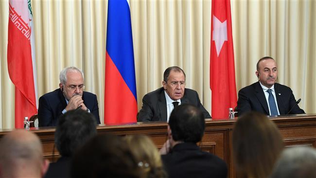 ترکیه مرحله جدیدی از همکاری با روسیه و ایران را در پرونده سوریه آغاز کرده است