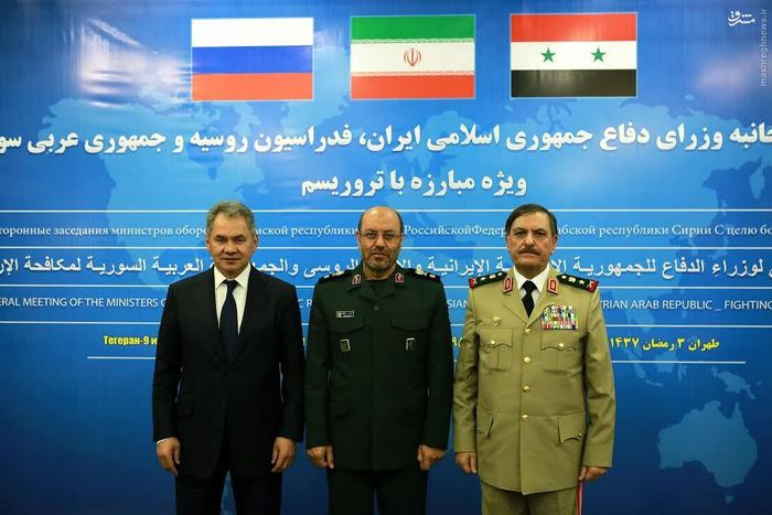 ائتلاف 1+3 علیه ایران مبنای اصلی تحولات منطقه