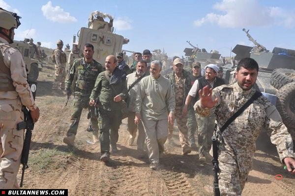 حشدالشعبی نماد صلح و ثبات در عراق