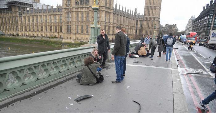 روزهای نا آرام لندن