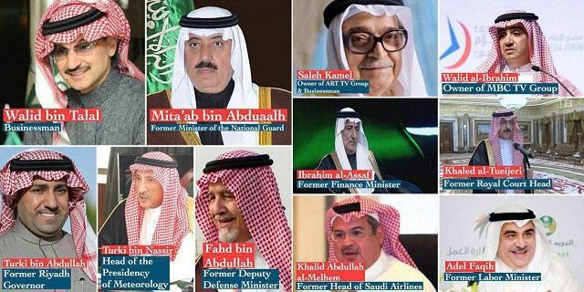 معامله با بن طلال و رونمایی از چهره اصلی قدرت در عربستان