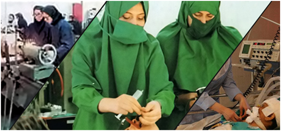 الگوی زنان جهان در سیمای حضرت زهرا (س)