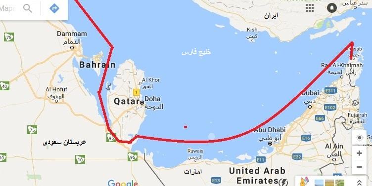 دلایل تنش کشورهای عربی با قطر و پیامدهای آن