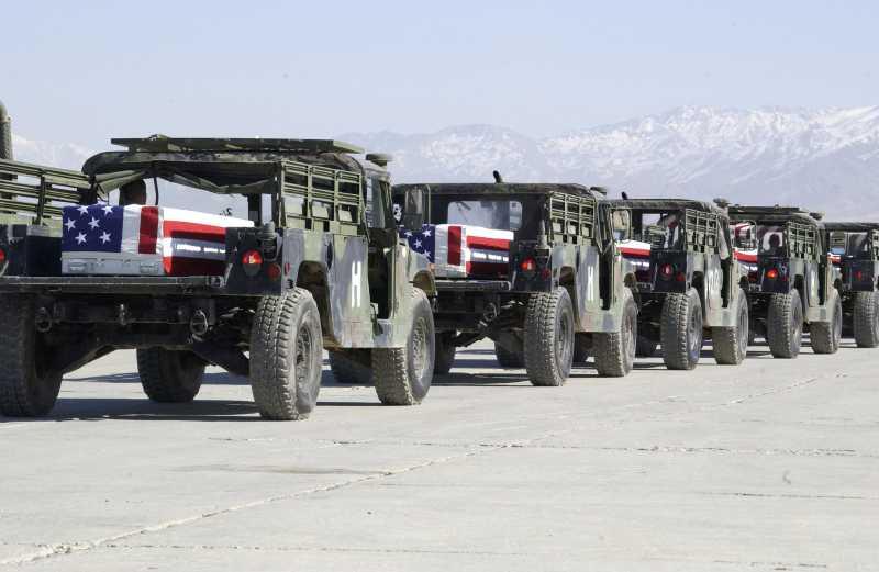 افول پنهانی ارتش آمریکا