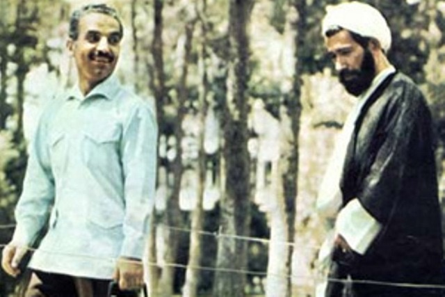 رجایی و باهنر نماد دولت سالم وصالح انقلابی