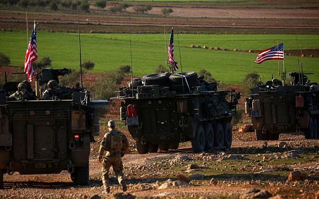 رابطه خروج آمریکا از سوریه با پیش بینی رهبر انقلاب