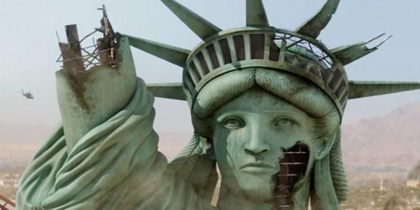 چوب کبریتِ خروج از سوریه و برج در حال سقوط آمریکا