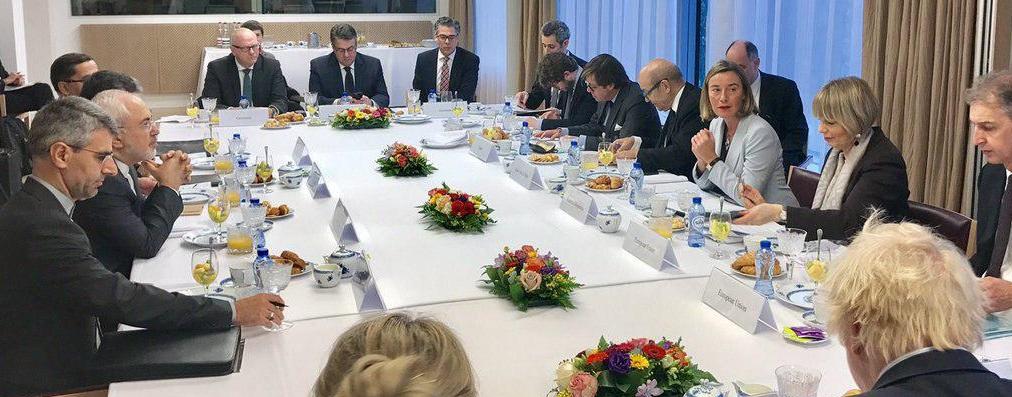 حفظ ظاهری  ایران در برجام جهت تغییر توافق هسته ای