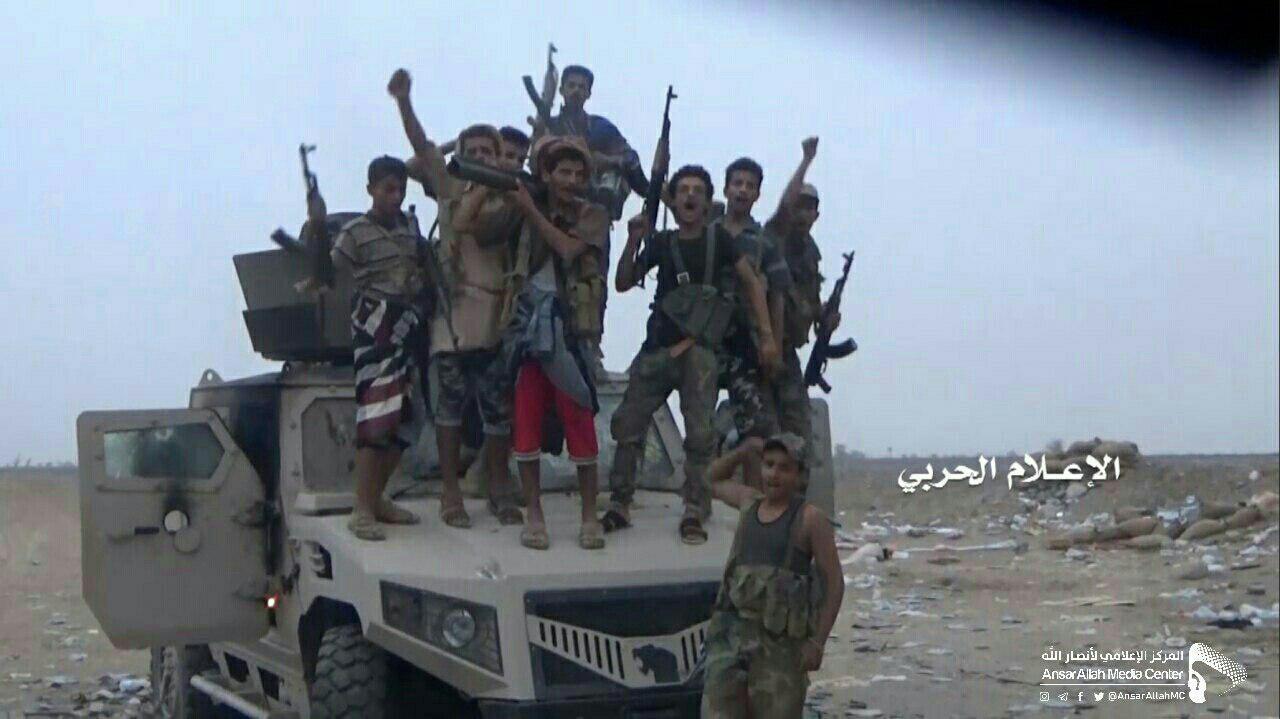 جنگ جهانی کوچک در بندر الحدیده