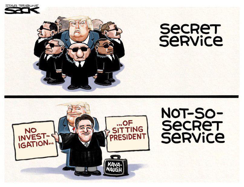 حمله تانکی ترامپ به مرکل+کاریکاتور
