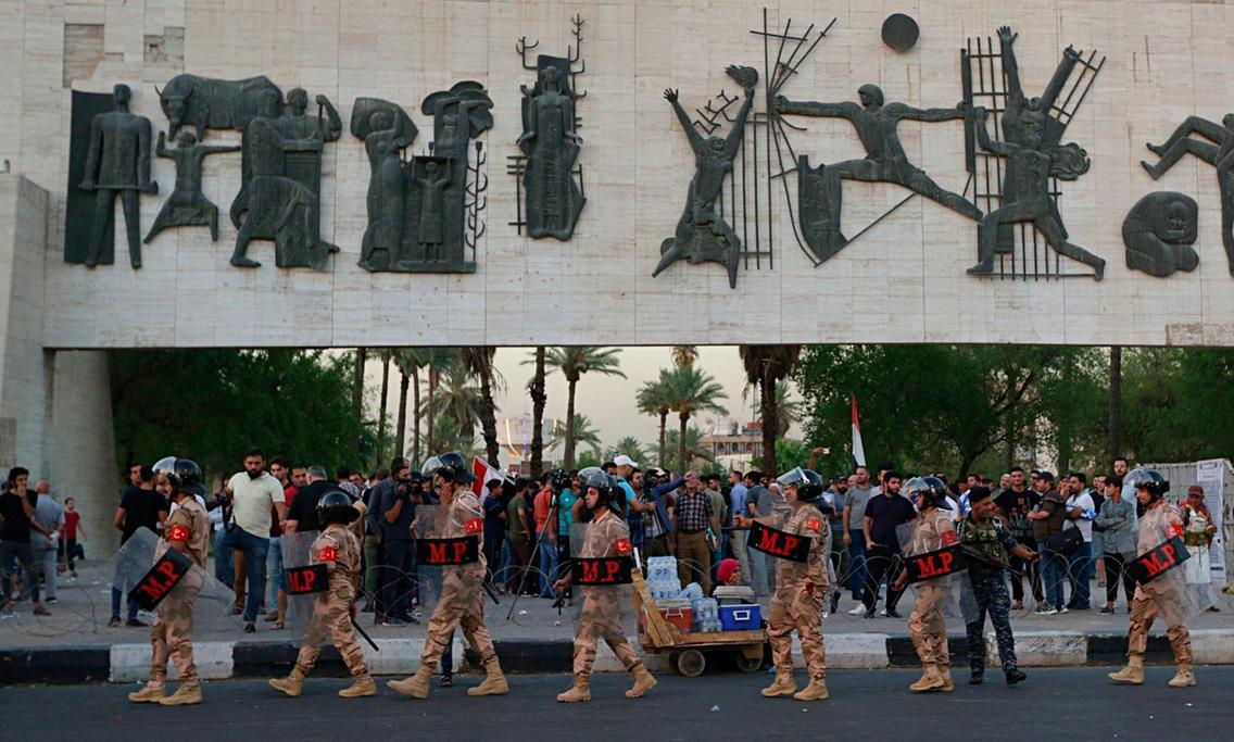 دلایل و پیامدهای اعتراضات جنوب عراق
