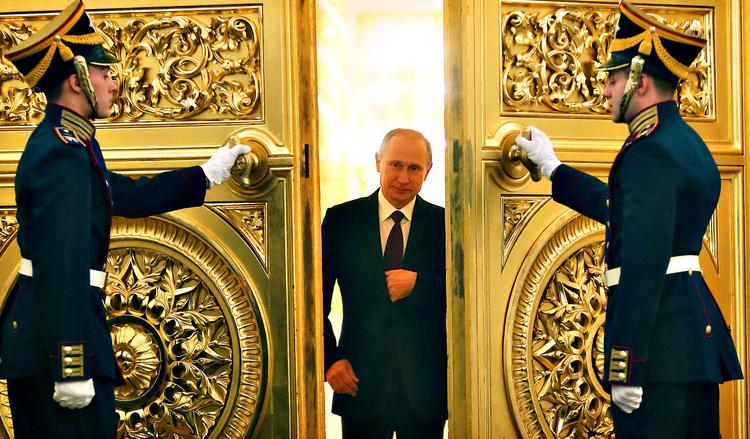 منطق تصمیم گیری روسیه در سیاست خارجی