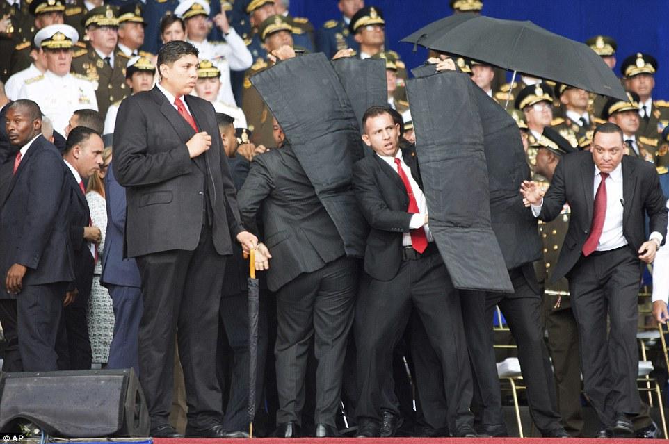 آیا «سیا» پهپاد تروریستی کاراکاس را به پرواز درآورد؟