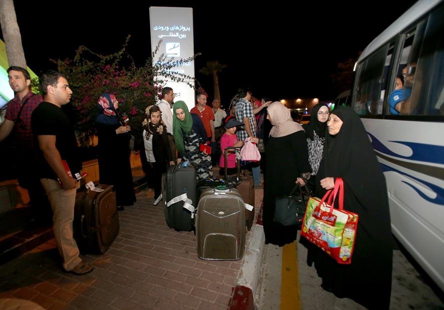 دلایل و اهداف سفر عراقی ها به ایران