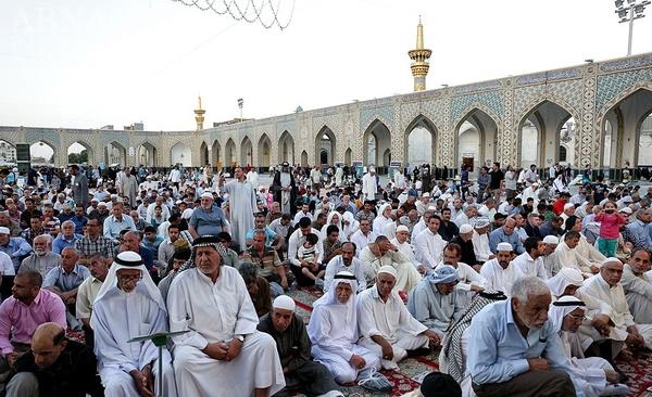 دلایل و اهداف سفر عراقی ها به ایران+تصاویر