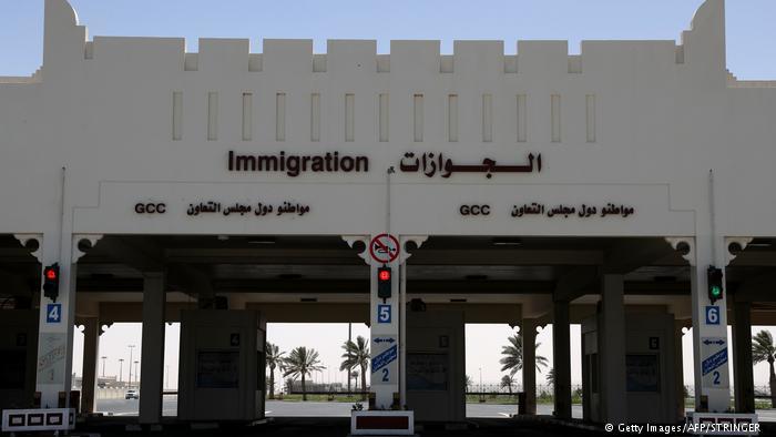 عربستان قطر را قیچی می کند؟