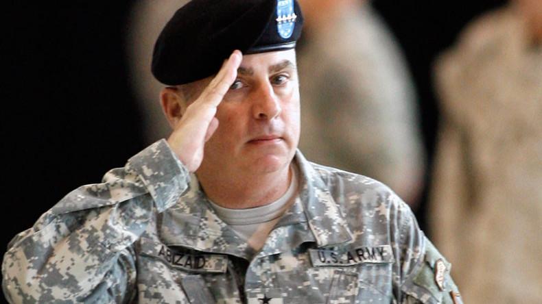 ماموریت ژنرال بازنشسته آمریکا در ریاض چیست؟