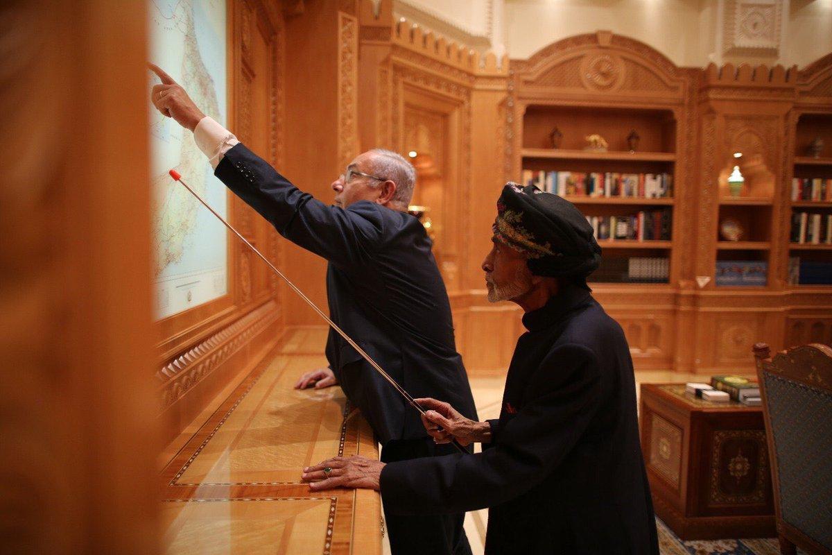 10 نکته درباره سفر نتانیاهو به عمان