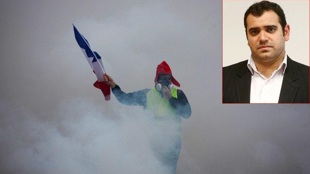 خشم فرانسوی علیه عوارض سرمایه داری